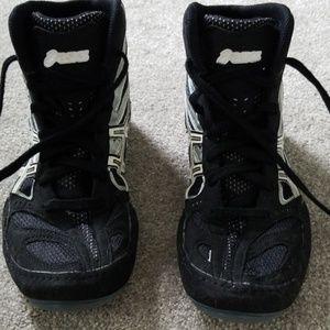 Mens Asics wrestling shoes